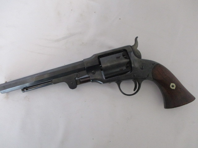 Civil War Rogers & Spencer Army Revolver Original Cap and Ball Revolver