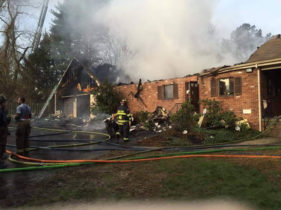 House Fire 3/16/2016