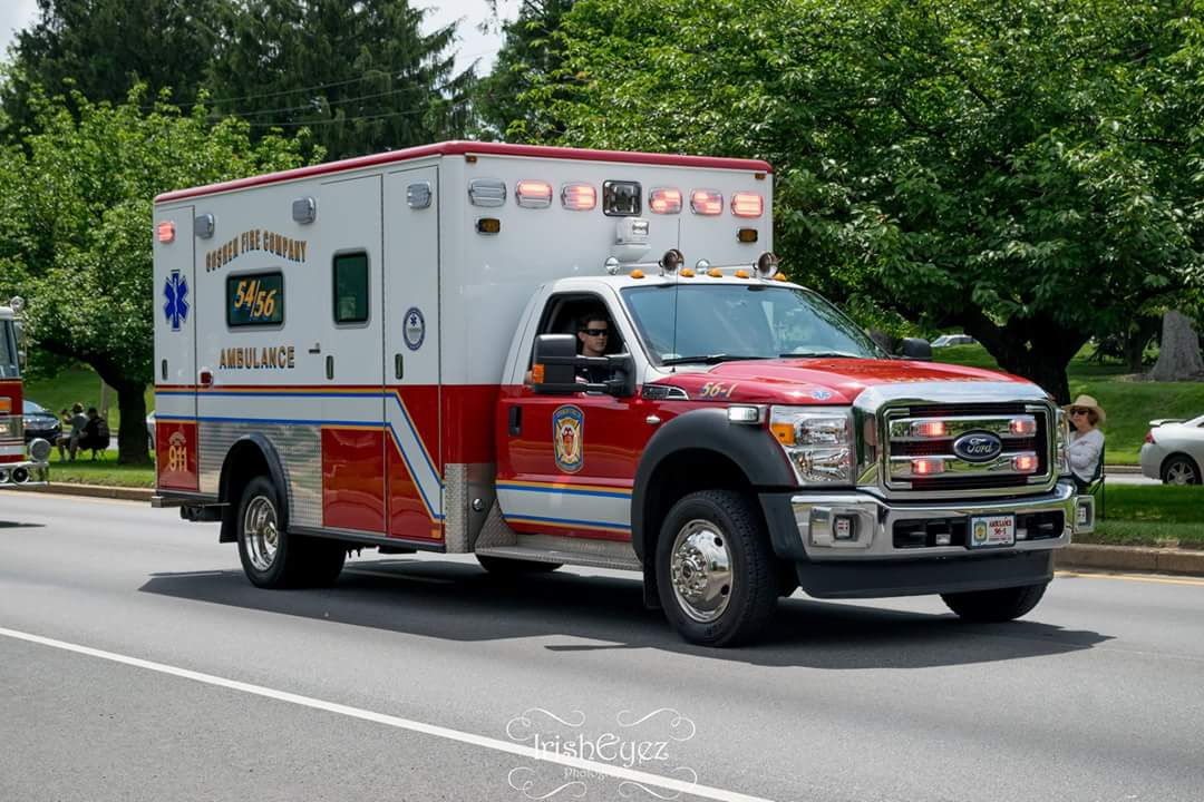 Newtown Square Fire Company 100th Anniversary Parade