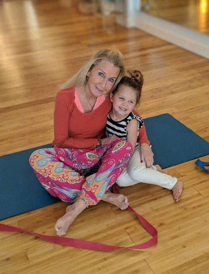 YOGA FOR ALL AGES!