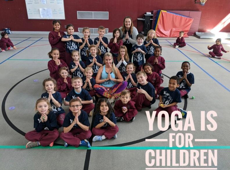 Childrens Yoga at Your Childs School, Party or Special Location!
