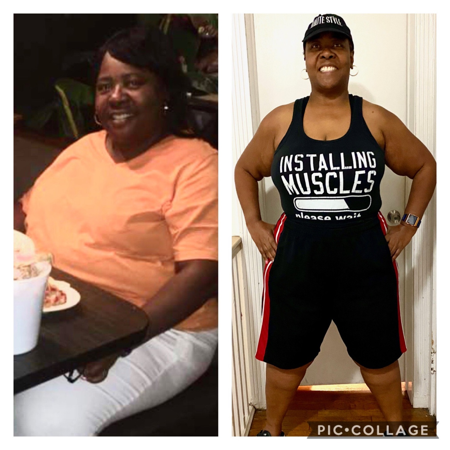 THE HEALING POWER OF A HEATHY LIFESTYLE - A success story in her own words