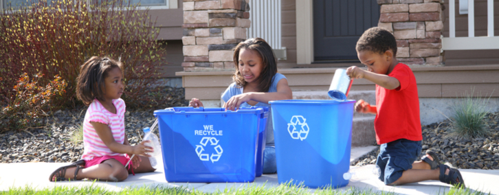 Teaching children about recycling with fun activities